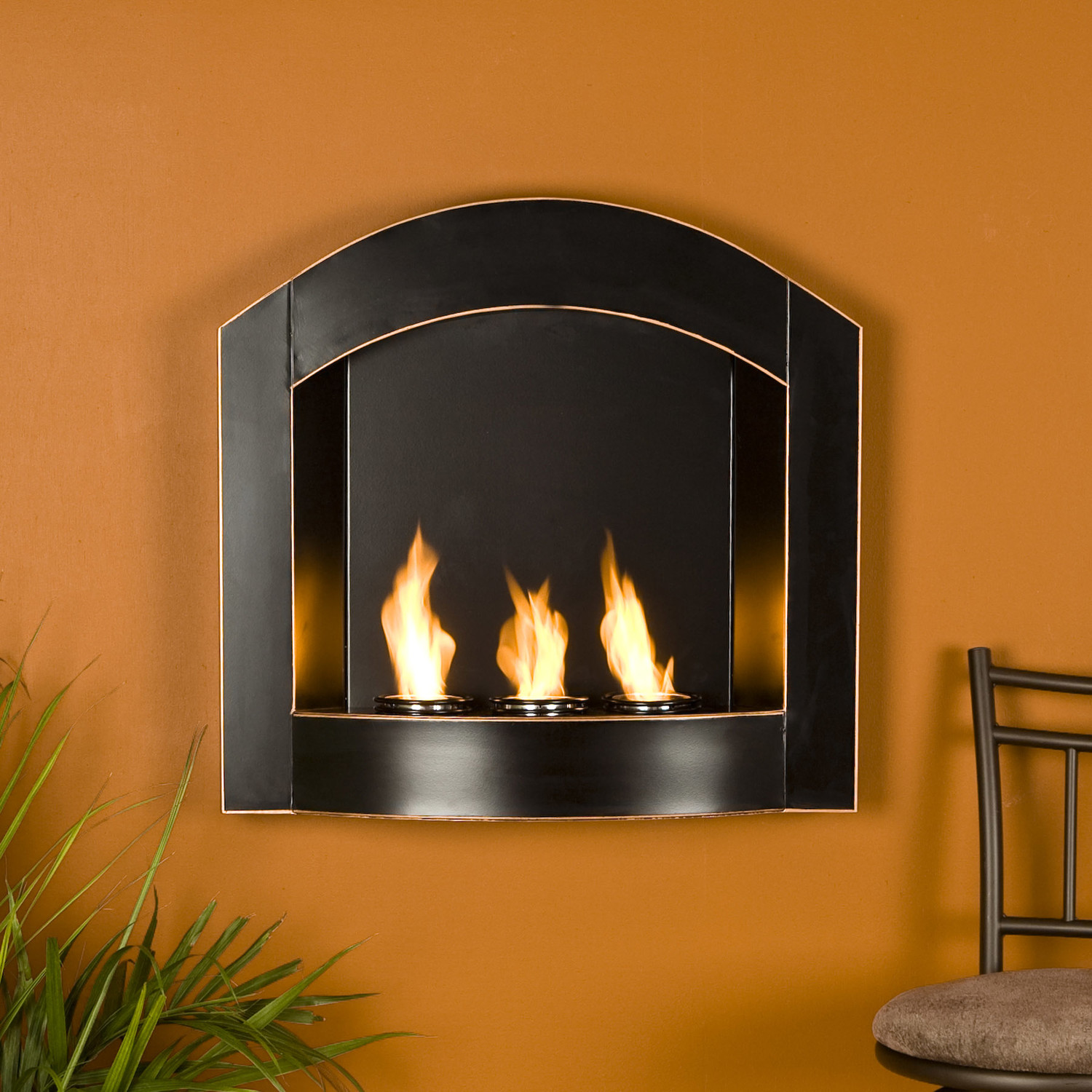 Portable Indoor Gas Fireplace