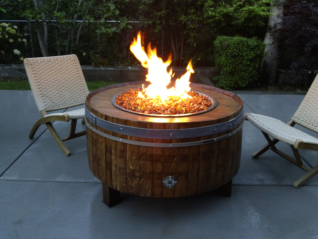 Portable Outdoor Lp Fire Pit Fireplace Design Ideas