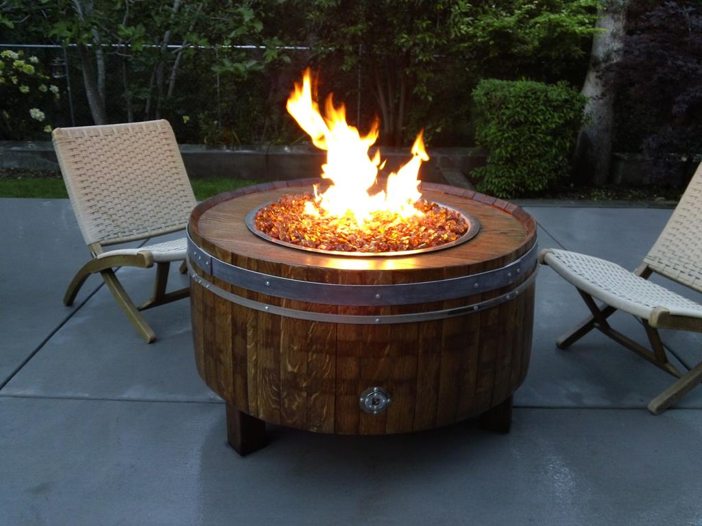 Propane Deck Fire Pit