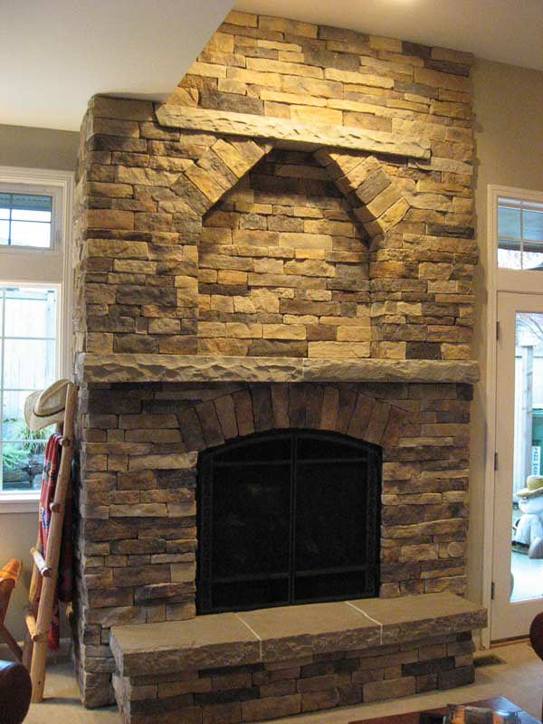 River rock stone fireplace fireplace design ideas river rock stone fireplace solutioingenieria
