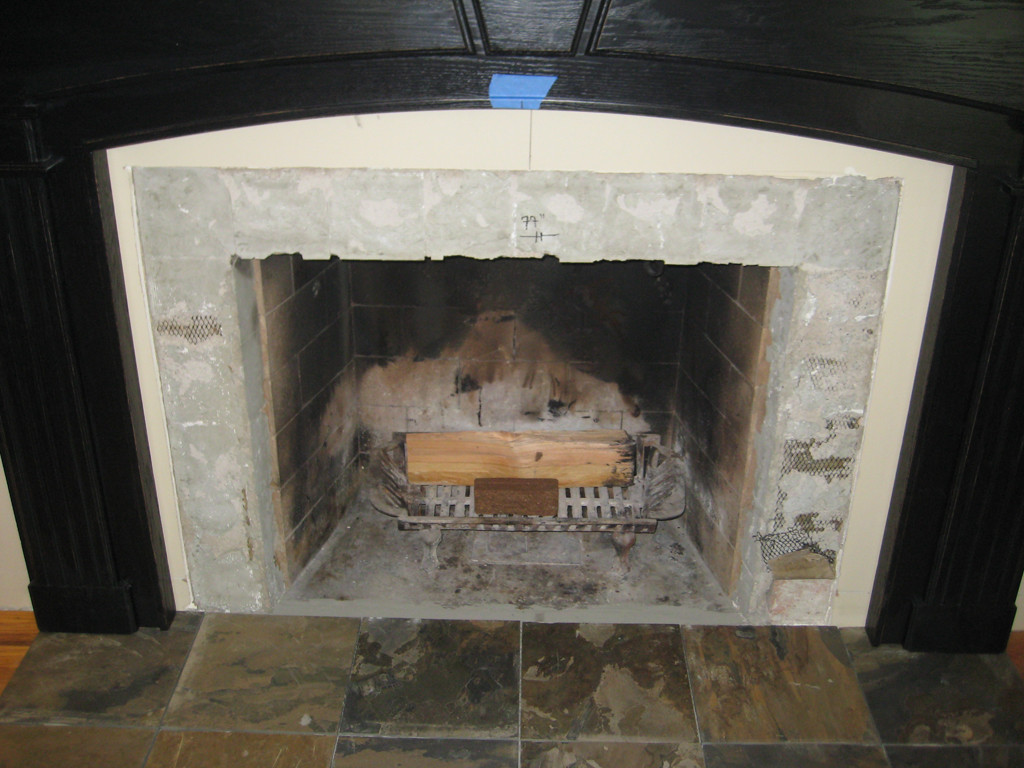 Slate for Fireplace Hearth