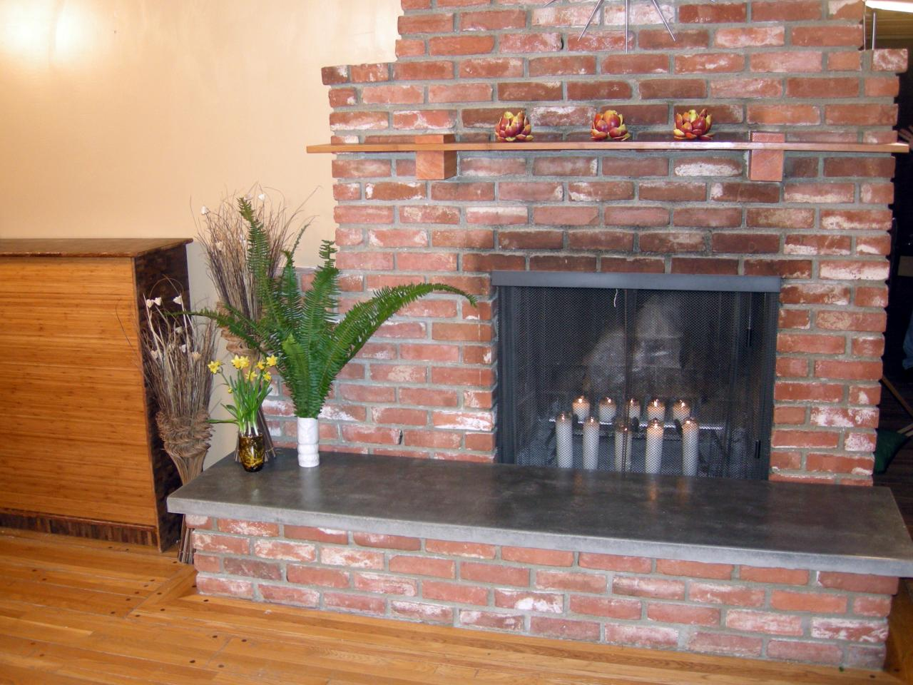 Slate Slab For Fireplace Hearth Fireplace Design Ideas