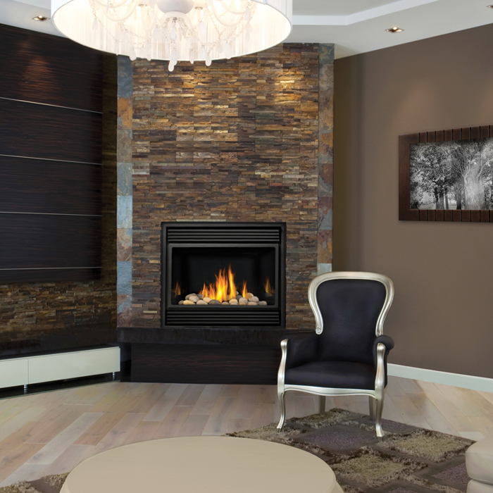 Small corner gas fireplace fireplace design ideas for Corner fireplace plans