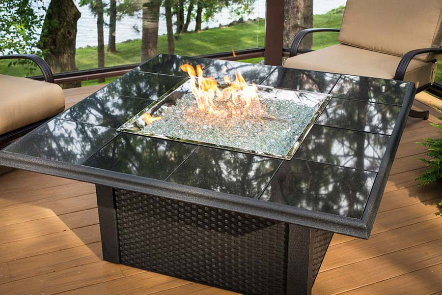 Small Gas Fire Pit Table Fireplace Design Ideas