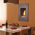 Small Gas Fireplace