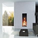 Small Gas Fireplace Insert