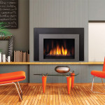 Small Gas Insert Fireplace