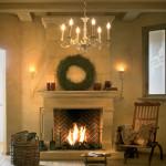 Small Gas Log Fireplace