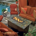 Small Propane Fire Pit Table