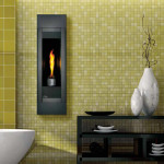 Small Ventless Gas Fireplace