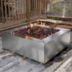 Steel Fire Pit Ideas