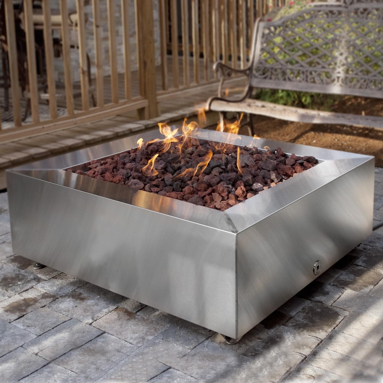Steel Fire Pit Ideas