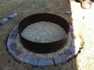 Steel Fire Pit Rings