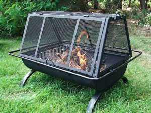 Steel Insert for Ring Fire Pit