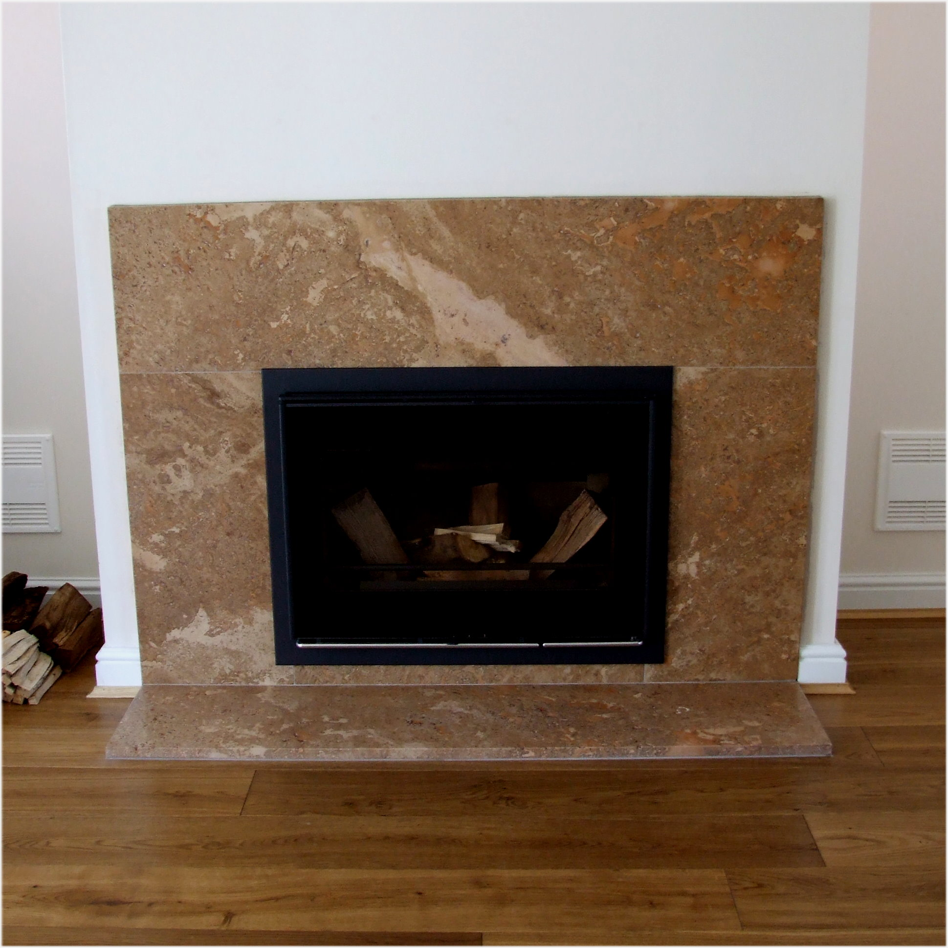 Hearth Designs: Why Not To Set The Bar For The Fireplace Hearth Stone Now