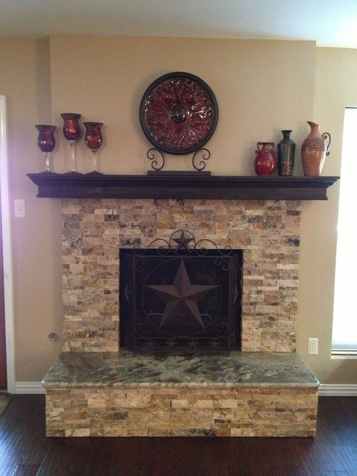 Stone For Fireplace Hearth | FIREPLACE DESIGN IDEAS