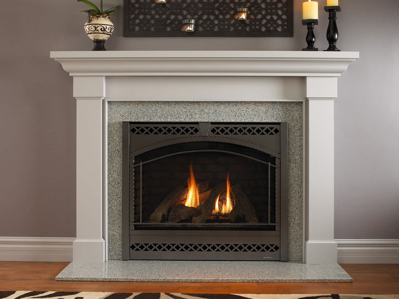 Stone tiles for fireplace hearth fireplace design ideas Fireplace design ideas