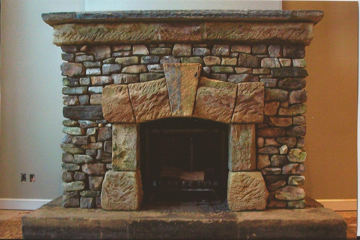 Blog Airstone The Natural Choice For Artificial Stone Fireplace