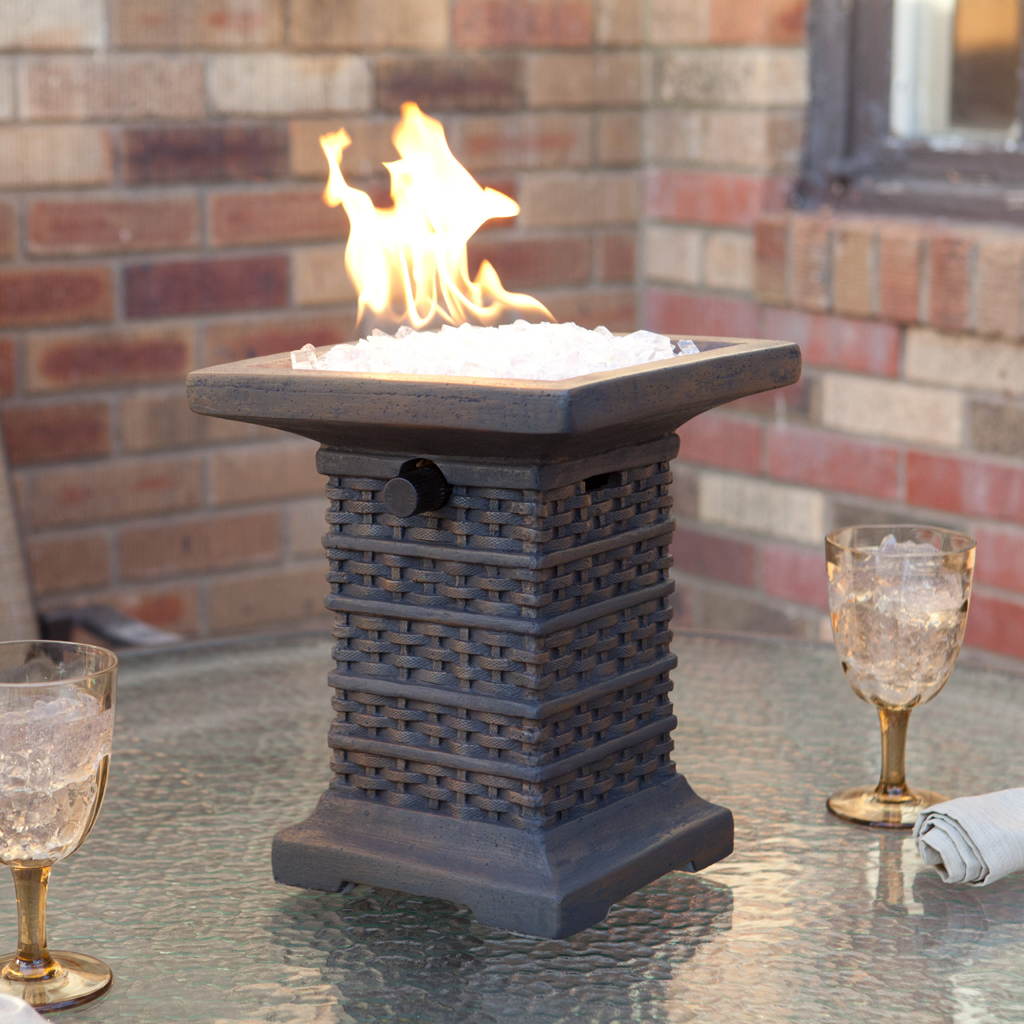 Tabletop Fire Pit Propane FIREPLACE DESIGN IDEAS