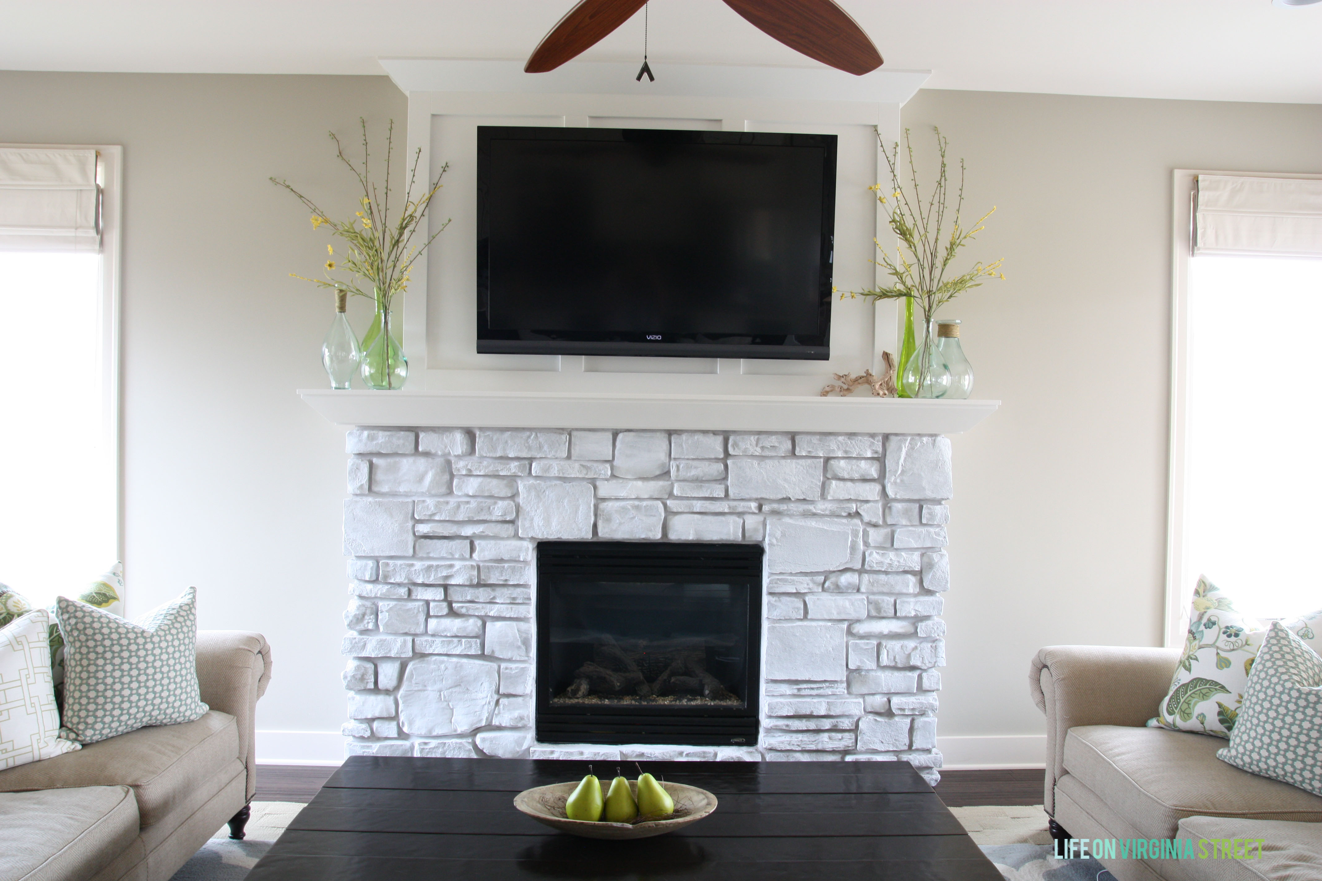 What to Expect from White Stone Fireplace : White Stone Fireplace. White stone fireplace. white