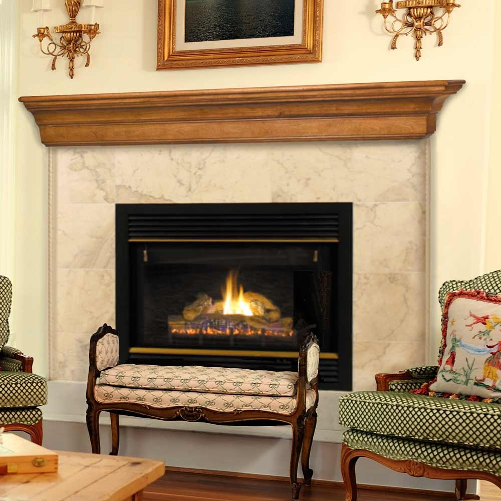 Then choose one of the contemporary fireplace mantels and remodel your fireplace | FIREPLACE ...