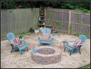 Simple Backyard Fire Pit Ideas